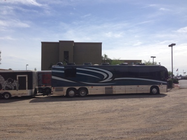 4/12/15: Our Tour Bus