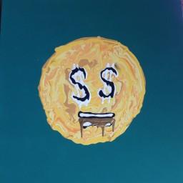 Whew $ emoji