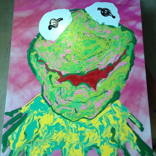 Whew Kermit