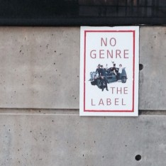 Whew No Genre Street Sign