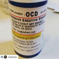 Whew OCD invite