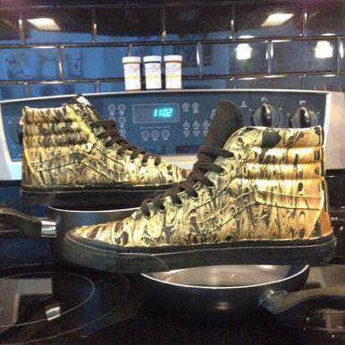 Whew StoveStopSneakers